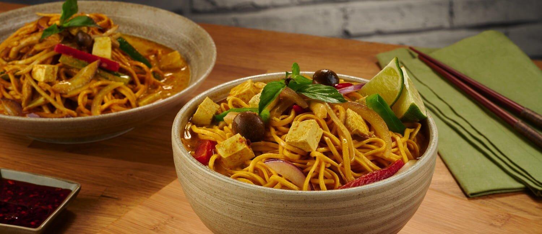 Thai Yellow Tofu Curry