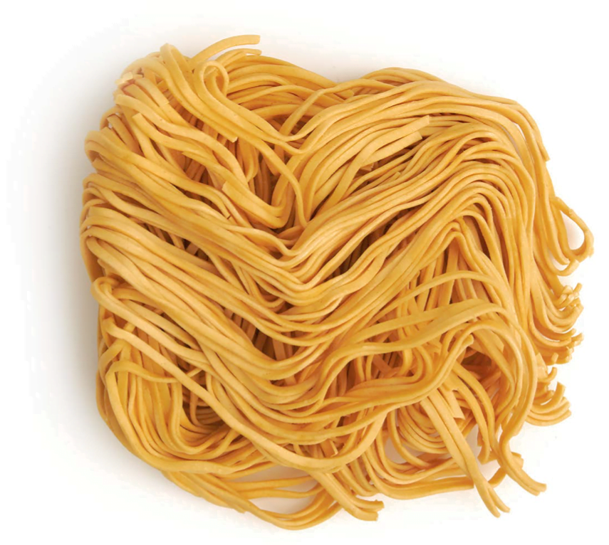No. 1 Thick Noodles pack image
