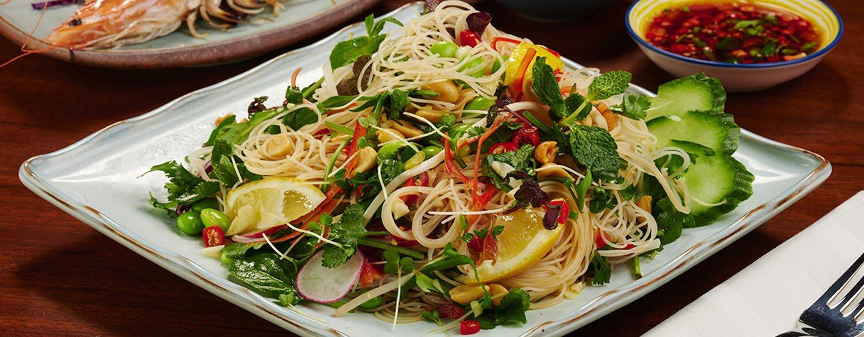 Rice Vermicelli salads
